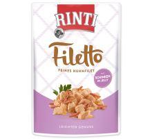 Kapsička RINTI Filetto kura + šunka v želé