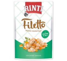 Kapsička RINTI Filetto kura + zelenina v želé