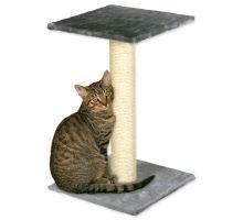 MAGIC CAT Odpočívadlo Beata šedé 39 cm 1ks