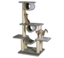 MAGIC CAT Odpočívadlo Iveta šedej 141 cm 1ks