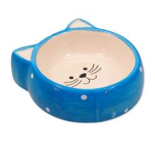 MAGIC CAT keramická miska s uškami 13 cm 1ks