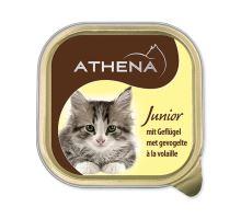 ATHENA paštéta junior hydinové 100g