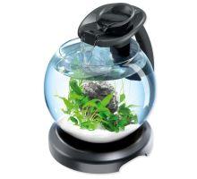 Akvárium set TETRA Duo Waterfall Globe čierne 6,8l