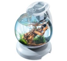 Akvárium set TETRA Duo Waterfall Globe biele 6,8l