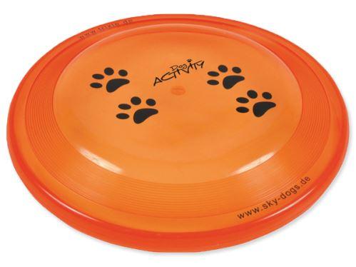 Dog Activity plastový lietajúci tanier / disk 19 cm